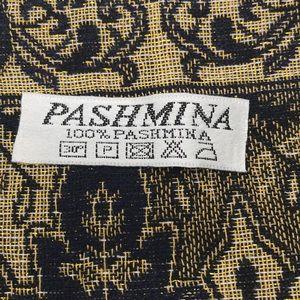 100% Pashmina
